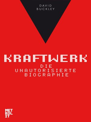 cover image of Kraftwerk