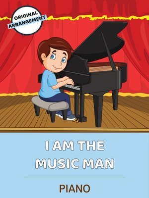 cover image of I Am the Music Man
