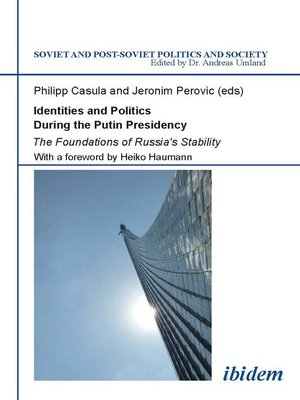 cover image of Identities and Politics During the Putin Presidency