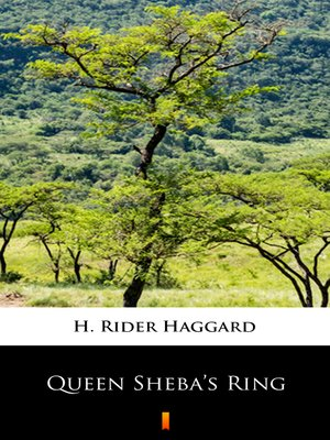 cover image of Queen Sheba's Ring