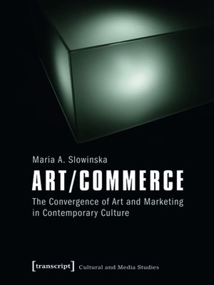 cover image of Art/Commerce