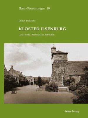 cover image of Kloster Ilsenburg