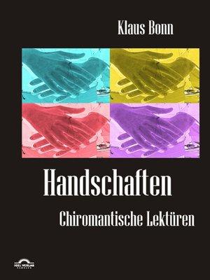 cover image of Handschaften