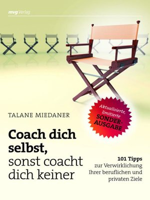 cover image of Coach dich selbst, sonst coacht dich keiner SONDERAUSGABE