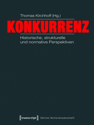 cover image of Konkurrenz