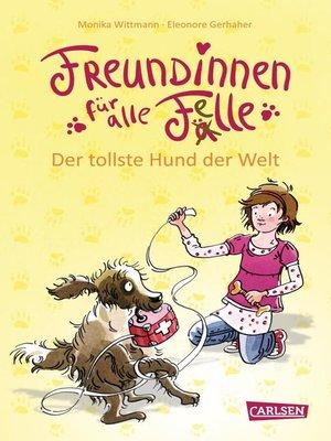 cover image of Freundinnen für alle Felle 1