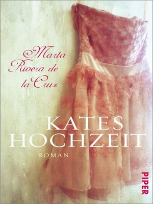 cover image of Kates Hochzeit