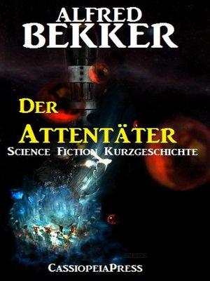 cover image of Der Attentäter