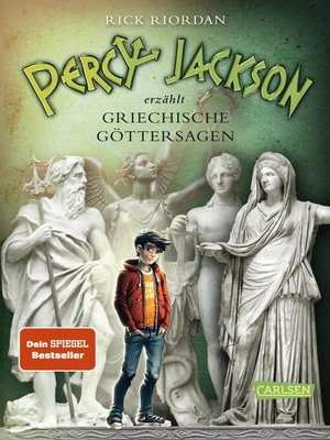 cover image of Percy Jackson erzählt