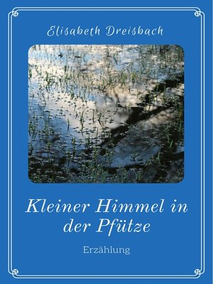 cover image of Kleiner Himmel in der Pfütze