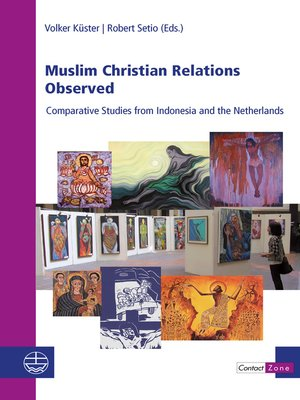 cover image of Muslim Christian Relations Observed