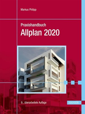cover image of Praxishandbuch Allplan 2020