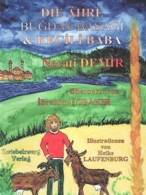 cover image of Die Ähre & Kecili Baba