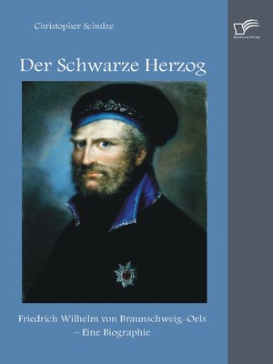 cover image of Der Schwarze Herzog