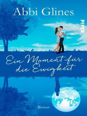 cover image of Ein Moment für die Ewigkeit