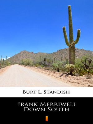 cover image of Frank Merriwell Down South