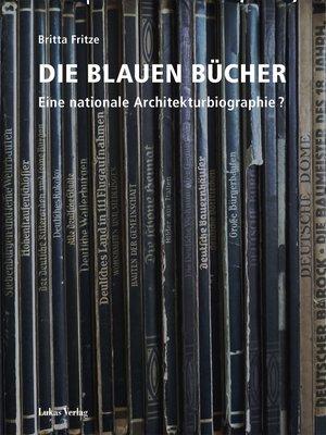 cover image of Die Blauen Bücher