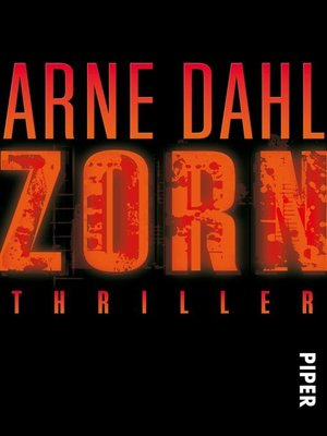 cover image of Zorn
