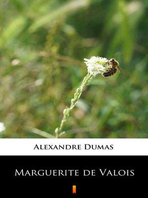 cover image of Marguerite de Valois