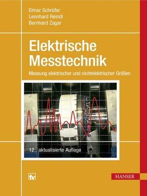 cover image of Elektrische Messtechnik