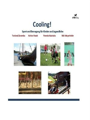 cover image of Cooling!