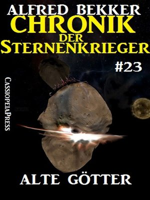 cover image of Chronik der Sternenkrieger 23