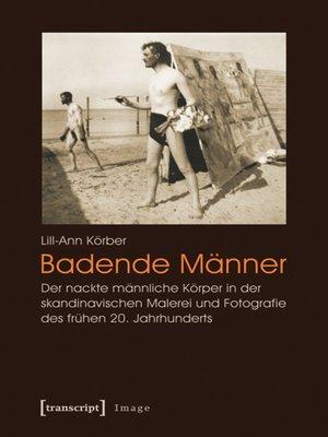 cover image of Badende Männer