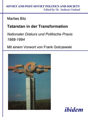 cover image of Tatarstan in der Transformation
