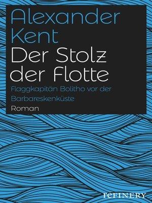 cover image of Der Stolz der Flotte