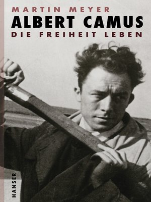 cover image of Albert Camus