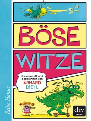 cover image of Böse Witze