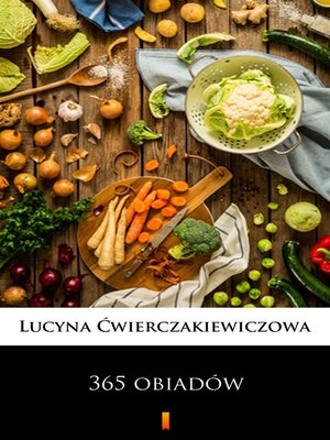 cover image of 365 obiadów