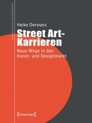 cover image of Street Art-Karrieren