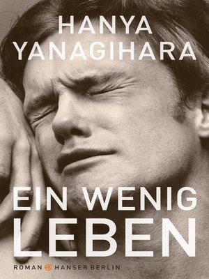 cover image of Ein wenig Leben