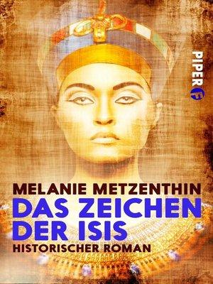cover image of Das Zeichen der Isis