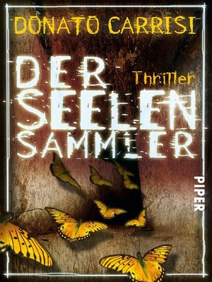 cover image of Der Seelensammler