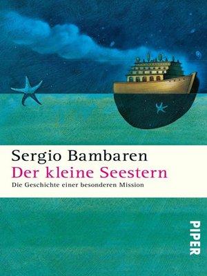 cover image of Der kleine Seestern