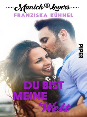 cover image of Serie Munich Lovers, Buch 4