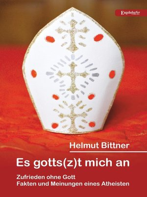 cover image of Es gotts(z)t mich an