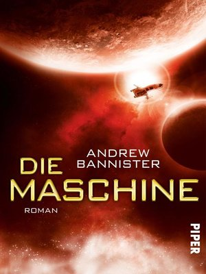 cover image of Die Maschine