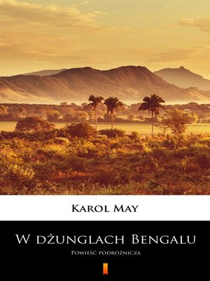 cover image of W dżunglach Bengalu