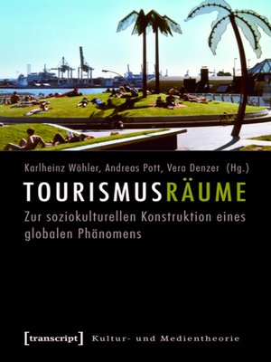cover image of Tourismusräume