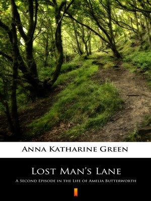 cover image of Lost Man's Lane