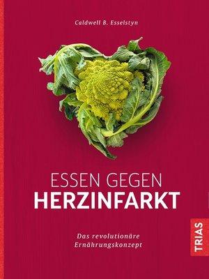 cover image of Essen gegen Herzinfarkt