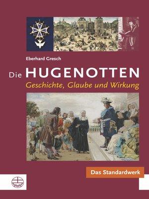 cover image of Die Hugenotten