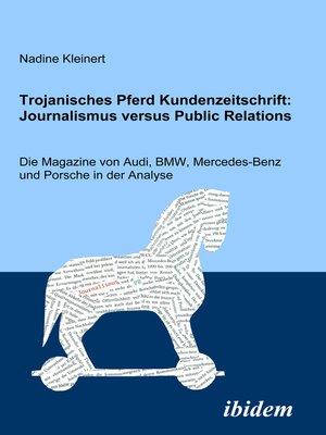 cover image of Trojanisches Pferd Kundenzeitschrift