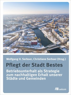 cover image of Pflegt der Stadt Bestes