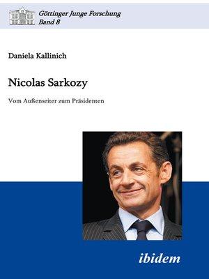 cover image of Nicolas Sarkozy