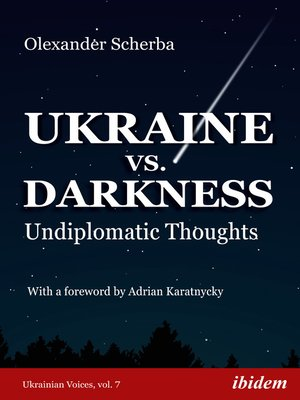 cover image of Ukraine vs. Darkness