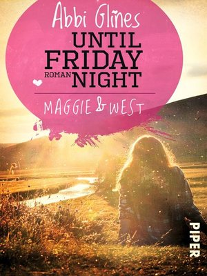 cover image of Until Friday Night – Maggie und West